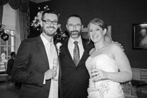 Laura & James married KClub 2 Jan2016
